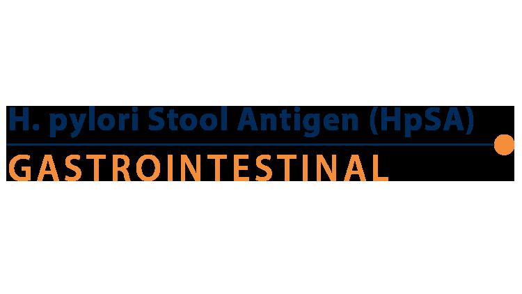 Gastrointestinal Test Helicobacter Pylori Stool Antigen Eia