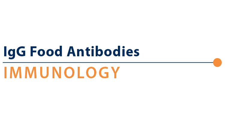 IgG Food Antibodies