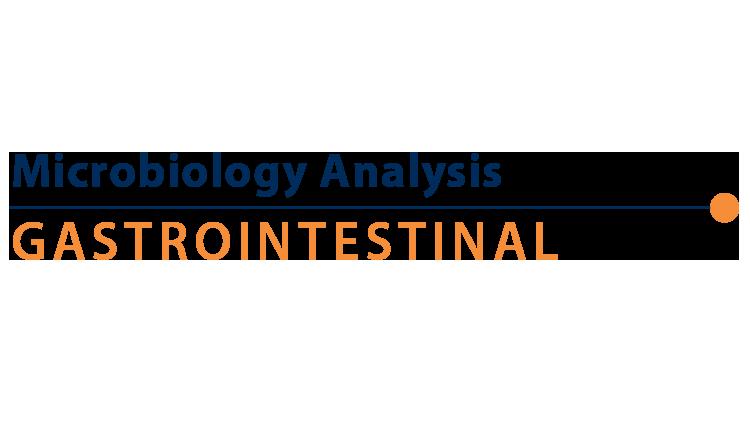 Gastrointestinal Test Microbiology Analysis