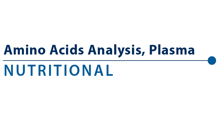 Amino Acids Analysis, Plasma
