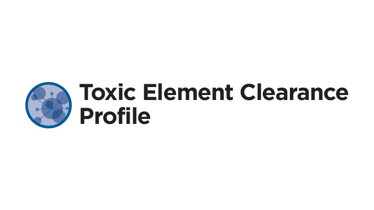 Toxic Element Clearance Profile